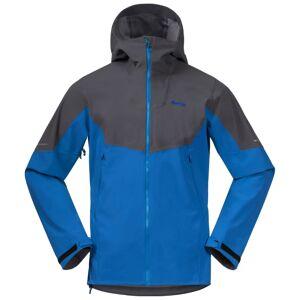 Bergans Senja Hybrid Softshell Jacket Men's Blå