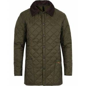 Barbour Lifestyle Classic Liddesdale Jacket Olive