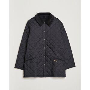 Barbour Lifestyle Classic Liddesdale Jacket Black