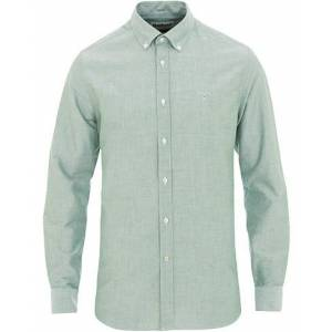 Barbour Lifestyle Tailored Fit Oxford 3 Shirt Green