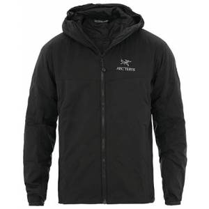 Arc'Teryx Atom LT Shell Hooded Jacket Black