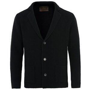 Altea Knitted Cardigan Blazer Navy