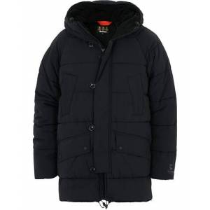 Barbour Lifestyle Alpine Quilted Jacket Black