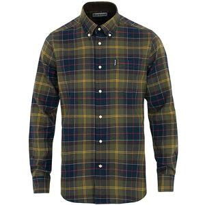 Barbour Lifestyle Flannel Check Shirt Classic Tartan