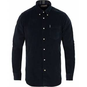 Barbour Lifestyle Corduroy Shirt Navy