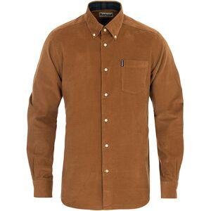 Barbour Lifestyle Corduroy Shirt Sandstone