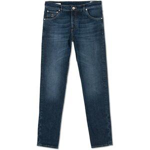 Brunello Cucinelli Slim Fit 5-Pocket Jeans Indigo
