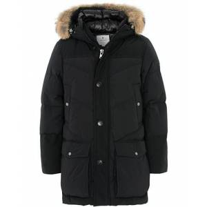 Woolrich Quilted Arctic Parka DF Black