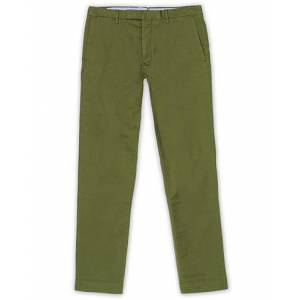Polo Ralph Lauren Tailored Slim Fit Chinos Army Olive