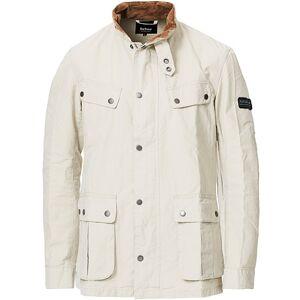 Barbour International Summer Wash Duke Casual Jacket Clay