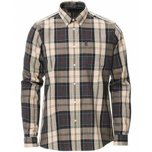 Barbour Lifestyle Sandwood Check Shirt Stone