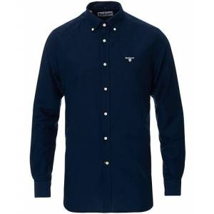 Barbour Lifestyle Tailored Fit Oxford 3 Shirt Navy