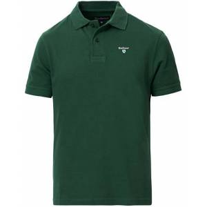 Barbour Lifestyle Sports Polo Racing Green