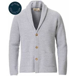 altea Shawl Collar Cardigan Grey Melange