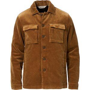 Aspesi Tigre Corduroy Jacket Caramel