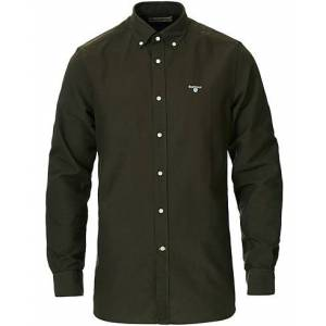 Barbour Lifestyle Tailored Fit Oxford 3 Shirt Forest