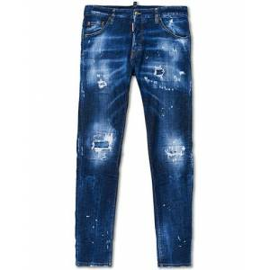 Dsquared2 Cool Guy Jeans Holy Dark Wash