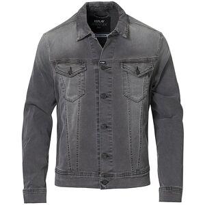 Replay Hyperflex Bio Denim Jacket Washed Black