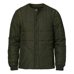 Aspesi Strato Padded Jacket Military