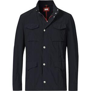 Brunello Cucinelli Unlined Nylon Field Jacket Navy