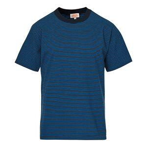 Armor-lux Callac Striped T-Shirt Dark Blue