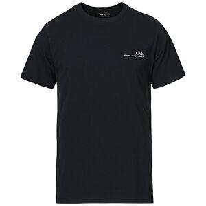 A.P.C. Item Short Sleeve T-Shirt Black