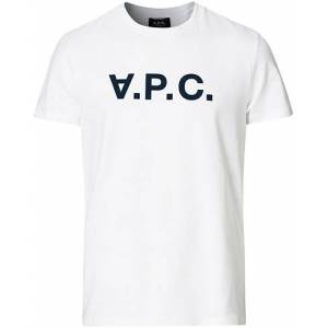 A.P.C. VPC Short Sleeve Tee White