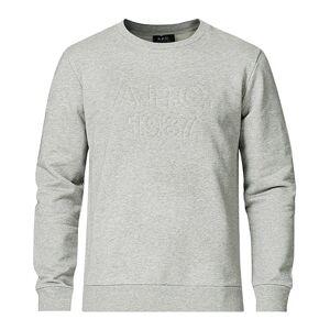 A.P.C. Dan Sweatshirt Heather Grey