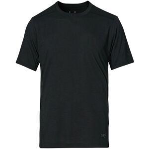 Arc'Teryx A2B Short Sleeve Function Merino Tee Black
