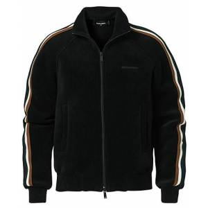 Dsquared2 Track Zip Sweater Black
