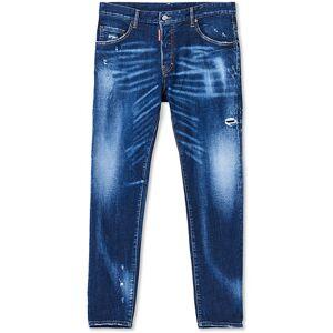 Dsquared2 Skater Jeans Blue Wash