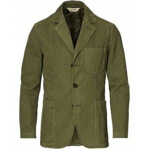 Aspesi Murakami Garment Dyed Blazer Military