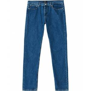 A.P.C. Petit New Standard Jeans Washed Indigo