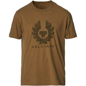 Belstaff Coteland Logo Crew Neck Tee Earth