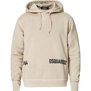 Dsquared2 64 Cool Hoodie Beige