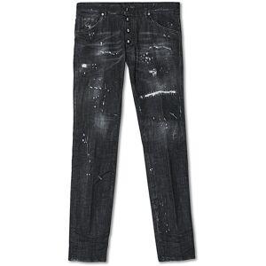 Dsquared2 Icon Skater Jeans Black Wash