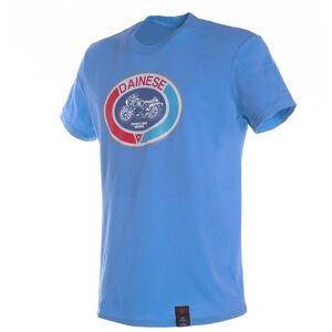 Dainese Moto72 T-Shirt Blå M