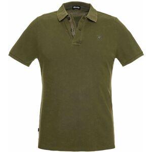 Blauer USA Pique Skjorta Grön XL