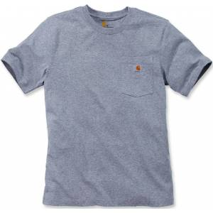 Carhartt Workwear Pocket T-Shirt Grå XL