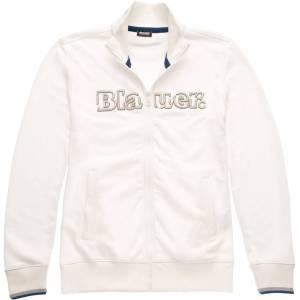 Blauer USA Sweatshirt jacka Beige S