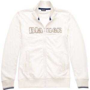 Blauer USA Sweatshirt jacka Beige 3XL