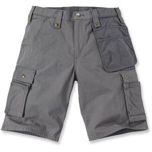 Carhartt Multi Pocket Ripstop Shorts 38 Grå