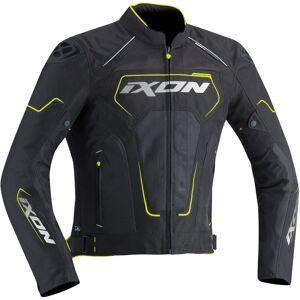Ixon Zephyr Air HP Textil jacka 3XL Svart Gul