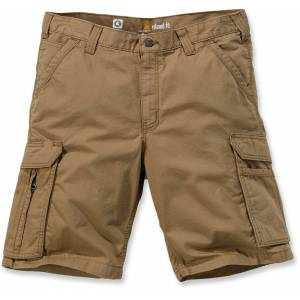 Carhartt Force Tappen Cargo Shorts 38 Brun
