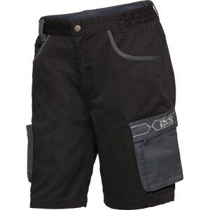 IXS Team Shorts 2XS Svart Grå