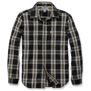 Carhartt Essential Skjorta L Svart Vit