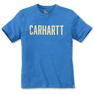 Carhartt Southern Block Logo T-shirt S Blå