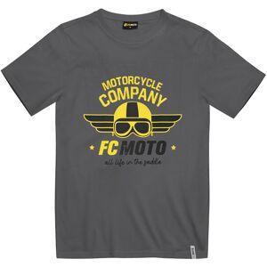 FC-Moto Wings T-shirt 3XL Grå