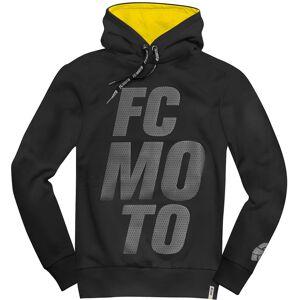 FC-Moto Logo-H Hoodie L Svart