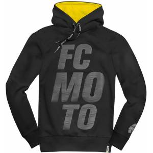 FC-Moto Logo-H Hoodie S Svart